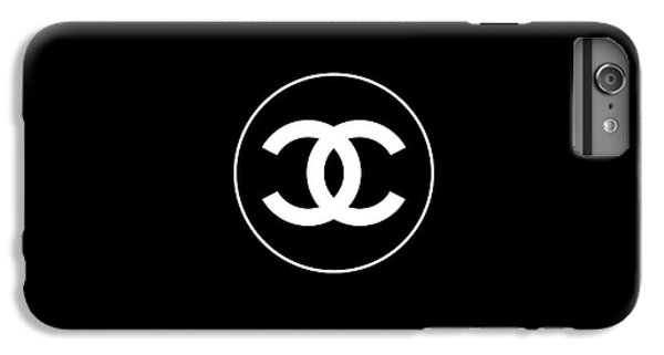 Coco Chanel IPhone 7 Plus Case by Tres Chic