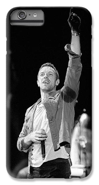 Coldplay 16 IPhone 7 Plus Case by Rafa Rivas