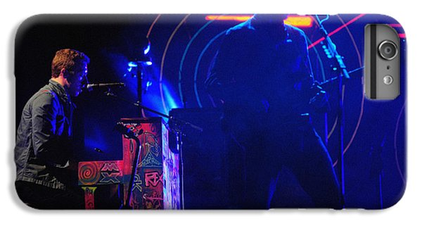 Coldplay2 IPhone 7 Plus Case by Rafa Rivas