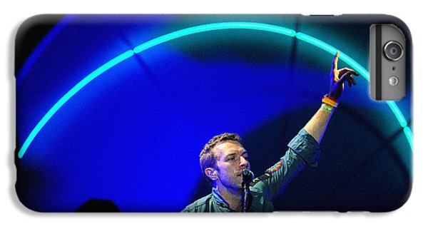 Coldplay3 IPhone 7 Plus Case by Rafa Rivas