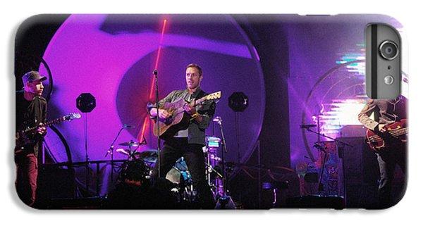 Coldplay5 IPhone 7 Plus Case by Rafa Rivas