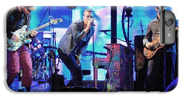 Coldplay7 IPhone 7 Plus Case by Rafa Rivas