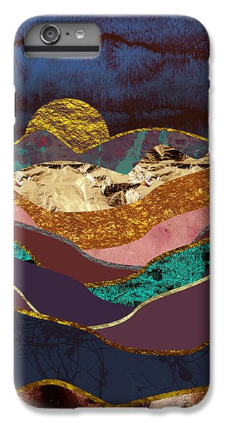 Landscapes iPhone 7 Plus Case - Color Fields by Katherine Smit