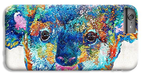 Colorful Koala Bear Art By Sharon Cummings IPhone 7 Plus Case