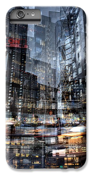 Columbus Circle Collage 1 IPhone 7 Plus Case
