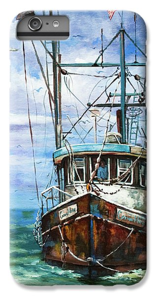 Boats iPhone 7 Plus Case - Coming Home by Dianne Parks