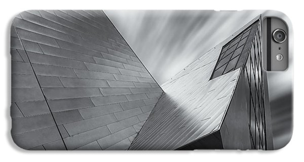 IPhone 7 Plus Case featuring the photograph Contemporary Architecture Of The Shops At Crystals, Aria, Las Ve by Adam Romanowicz