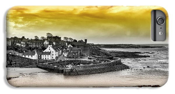 Crail Harbour IPhone 7 Plus Case by Jeremy Lavender Photography
