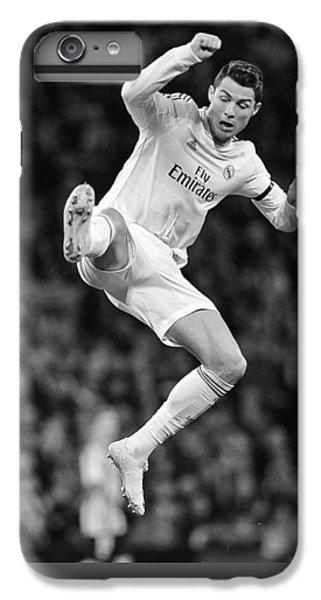 Cristiano Ronaldo iPhone 7 Plus Case - Cristiano Ronaldo 35 by Rafa Rivas