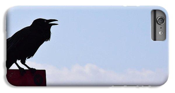 Crow Profile IPhone 7 Plus Case