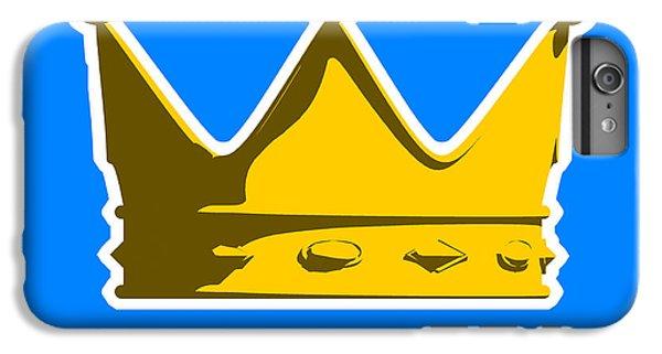 England iPhone 7 Plus Case - Crown Graphic Design by Pixel Chimp