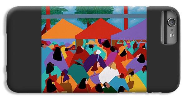 Curacao Market IPhone 7 Plus Case