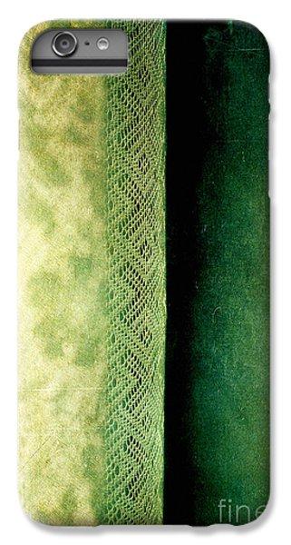 Curtain IPhone 7 Plus Case by Silvia Ganora