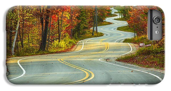 Curvaceous IPhone 7 Plus Case by Bill Pevlor