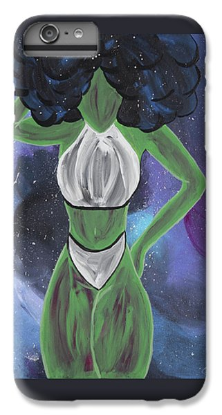 Curves Out Of This World IPhone 7 Plus Case by Cyrionna The Cyerial Artist