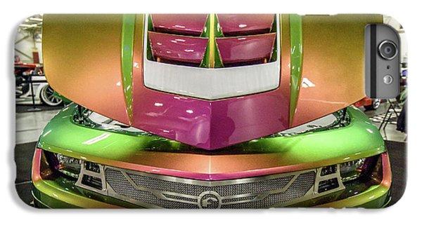 IPhone 7 Plus Case featuring the photograph Custom Camaro by Randy Scherkenbach