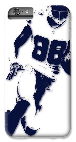 Dallas Cowboys Dez Bryant IPhone 7 Plus Case by Joe Hamilton