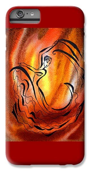 Dancing Fire I IPhone 7 Plus Case
