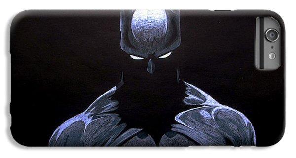 Ben Affleck iPhone 7 Plus Case - Dark Knight by Marcus Quinn