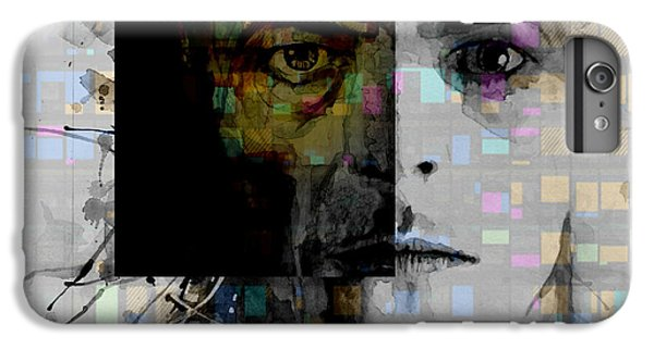 Musicians iPhone 7 Plus Case - Dark Star by Paul Lovering
