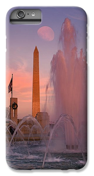 Dc Sunset IPhone 7 Plus Case by Betsy Knapp