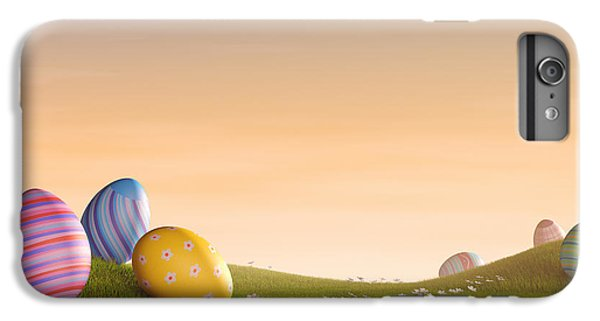 Easter Egg Hunt Iphone 7 Plus Cases Fine Art America