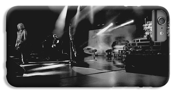 Def Leppard At Saratoga Springs 2 IPhone 7 Plus Case by David Patterson
