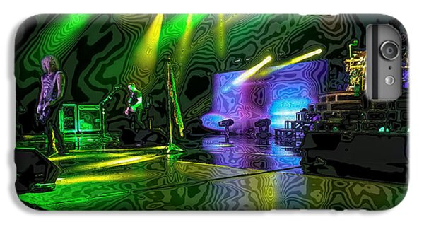 Def Leppard At Saratoga Springs 3 IPhone 7 Plus Case by David Patterson