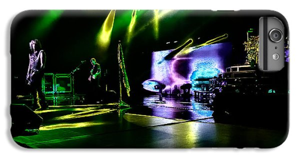 Def Leppard At Saratoga Springs 4 IPhone 7 Plus Case by David Patterson
