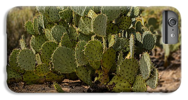 Desert Prickly-pear No6 IPhone 7 Plus Case by Mark Myhaver