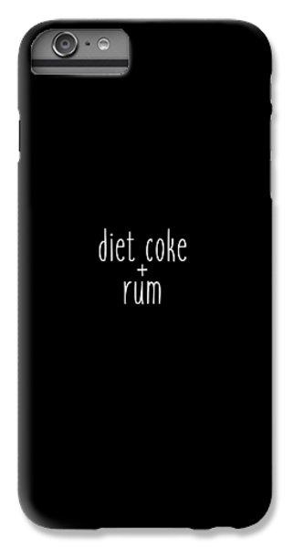 Diet Coke And Rum IPhone 7 Plus Case