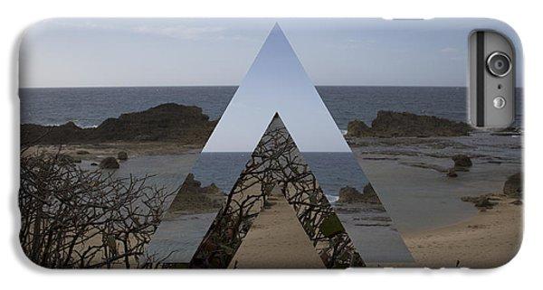 Dimensional Rift. IPhone 7 Plus Case by Ismael Marte Ramos