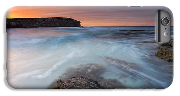 Kangaroo iPhone 7 Plus Case - Divided Tides by Mike  Dawson