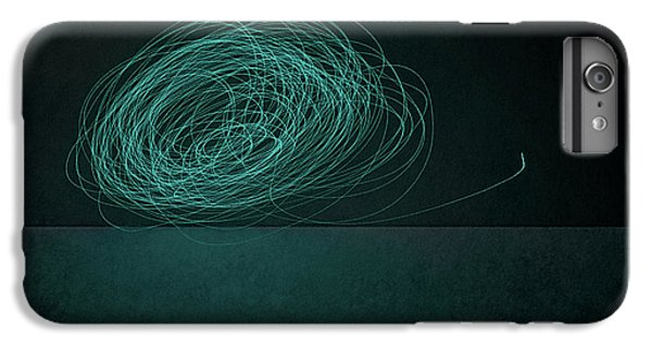 Moon iPhone 7 Plus Case - Dizzy Moon by Scott Norris