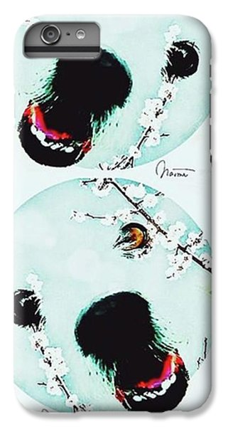 Dog Blossoms  IPhone 7 Plus Case