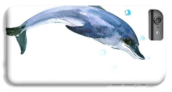 Dolphin IPhone 7 Plus Case by Suren Nersisyan