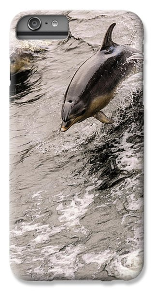 Dolphins IPhone 7 Plus Case by Werner Padarin