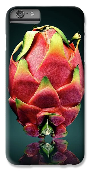 Dragon iPhone 7 Plus Case - Dragon Fruit Or Pitaya  by Johan Swanepoel