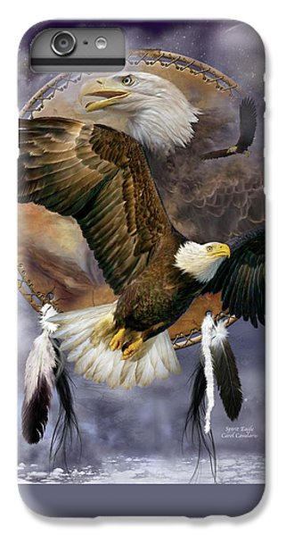 Dream Catcher - Spirit Eagle IPhone 7 Plus Case
