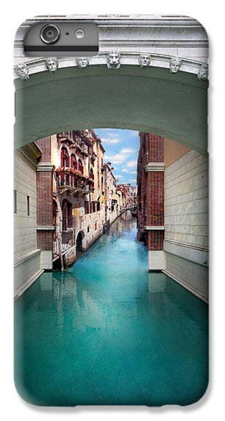 Featured Images iPhone 7 Plus Case - Dreaming Of Venice by Az Jackson