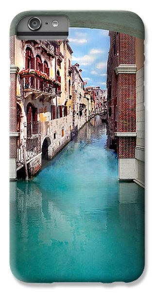 Featured Images iPhone 7 Plus Case - Dreaming Of Venice Vertical Panorama by Az Jackson