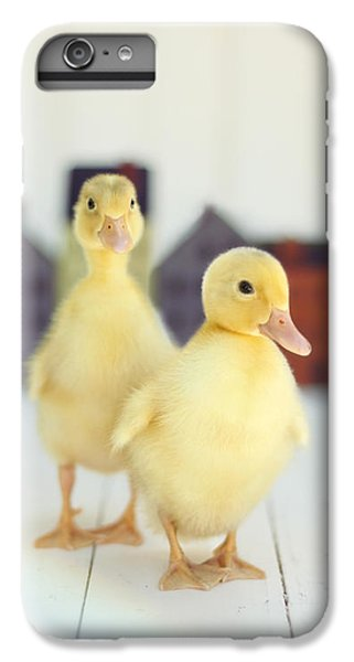 Ducks In The Neighborhood IPhone 7 Plus Case