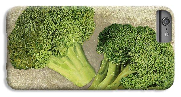 Due Broccoletti IPhone 7 Plus Case by Guido Borelli