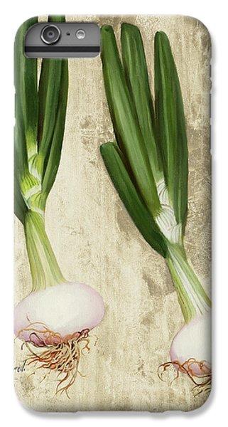 Onion iPhone 7 Plus Case - Due Cipollotti by Guido Borelli