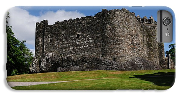 Castle iPhone 7 Plus Case - Dunstaffnage Castle by Smart Aviation
