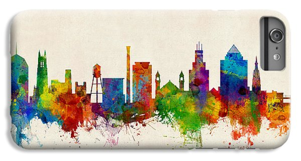 Durham North Carolina Skyline IPhone 7 Plus Case