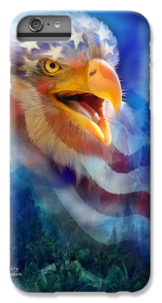 Eagle's Cry IPhone 7 Plus Case