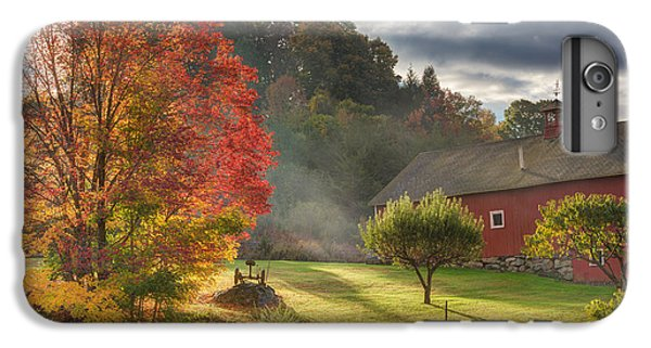 Early Autumn Morning IPhone 7 Plus Case by Bill Wakeley