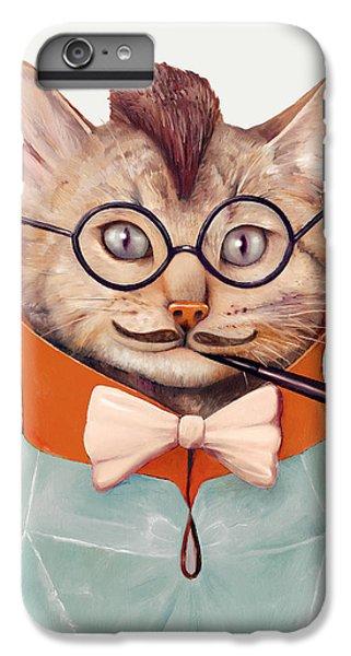 Eclectic Cat IPhone 7 Plus Case by Animal Crew