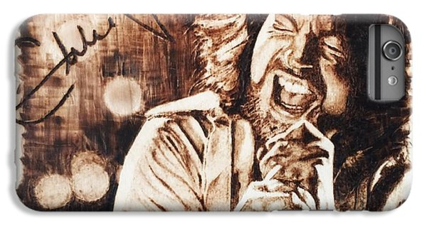 Eddie Vedder IPhone 7 Plus Case by Lance Gebhardt